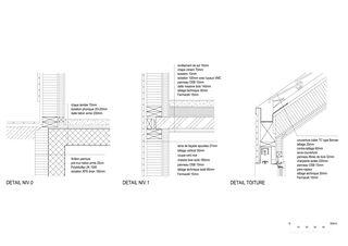 détails MAISON S von GMS Architectes SA