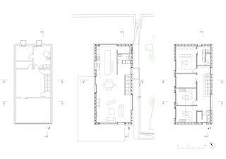 plans MAISON S von GMS Architectes SA