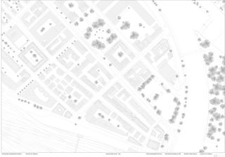 DACHAUFSICHTEN 1:500 Aparthotel am Klingenpark von