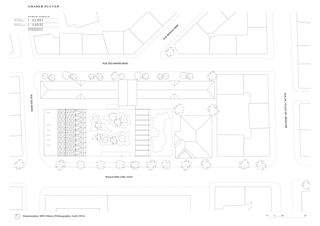 Situation Musée d'Ethnographie de Genève de Graber Pulver Architekten