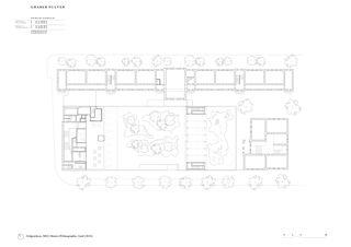 Erdgeschoss Musée d'Ethnographie de Genève von Graber Pulver Architekten