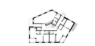 Maison-C rez-de-chaussée Wohnüberbauung Widenbüel de ARGE architektick_ScherrerValentin_MMT