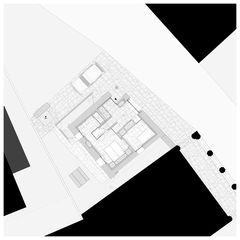 Plan_Rez-de-chaussée_100 Cà Vegia von Atelier Ivan Beer