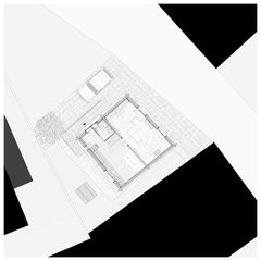 Plan-d'étage supérieur-100 Cà Vegia von Atelier Ivan Beer