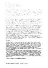Descrizione architettonica del progetto Stabile Amministrativo 3 von Comunità di lavoro Sabina Snozzi Groisman, Gustavo Groisman e Luigi Snozzi