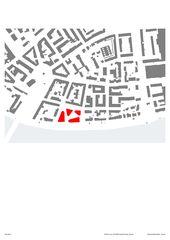 Situation Wohnen am Schaffhauserrheinweg, Basel von jessenvollenweider architektur gmbh