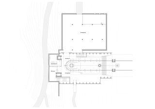 Erdgeschoss seilbahn weissenstein von guido kummer + partner architekten