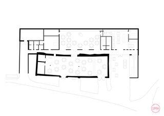 Plan Bergtrotte Osterfingen de archikomm GmbH