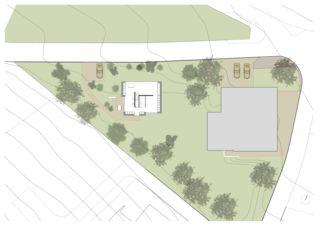 Situation EFH Steckborn von monort architektur gmbh