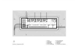 2. UG Netzstützpunkt und Unterwerk Oerlikon von illiz architektur GmbH