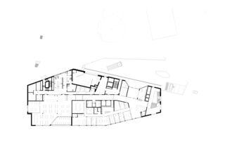 Erdgeschoss Berit Klinik von direco ag architekten.realisierer