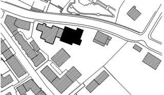 Situation Erweiterung Schulhaus Kreuzbühl de Fischer Architekten AG