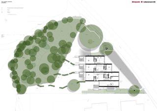 Chammerholz_Umgebung MFH Chammerholz von moos giuliani herrmann architekten ag