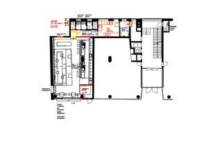 EG  Nine - Bar '0815' von gus wüstemann architects