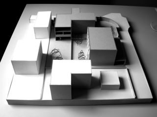Modèle du projet 50 - projet 100 Progetto 100 von Studio Architettura