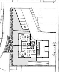 Erdgeschoss Palazzo Nobile von atelier AMC SA