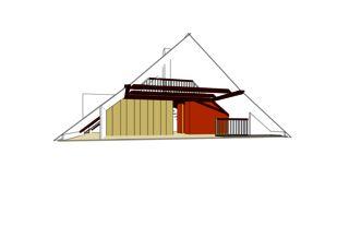 Dachstockausbau von Eduard Otto Baumann<br/>