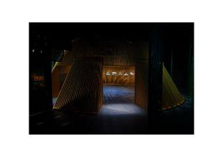 exposition Amazonie au musée d'ethnographie de genève MEG de MCBD architectes SNC, Croubalian & Delacoste architectes