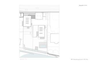 Pläne Neuenburgstrasse 140 Mehrfamilienhaus von bauzeit architekten