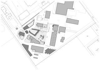 Situation uedo - Brandhaus von Atelier M Architekten GmbH