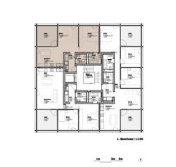 1. Geschoss 'Bellevue' Rigi Kaltbad von alp architektur lischer partner ag