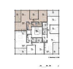 2. Geschoss 'Bellevue' Rigi Kaltbad von alp architektur lischer partner ag