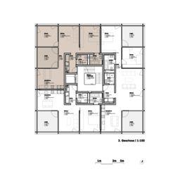 3. Geschoss 'Bellevue' Rigi Kaltbad von alp architektur lischer partner ag
