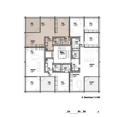 5. Geschoss 'Bellevue' Rigi Kaltbad von alp architektur lischer partner ag