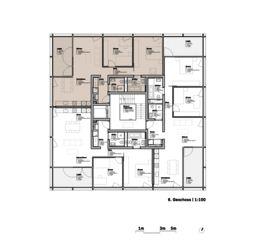 6. Geschoss 'Bellevue' Rigi Kaltbad von alp architektur lischer partner ag