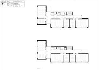 1. & 2. Obergeschoss Erweiterung Schulhaus Feld Suhr von hohl partner ag