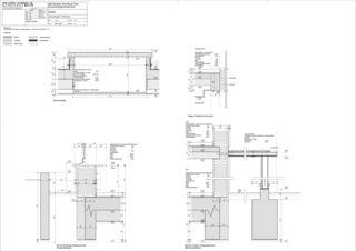 Details Erweiterung Schulhaus Feld Suhr von hohl partner ag