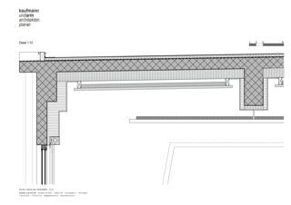 Detail Markthalle, Burgdorf von Kaufmann und Arm AG