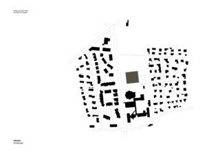 Aadorf_Situation Neubau Sporthalle Aadorf von Graf Biscioni Architekten AG/SIA