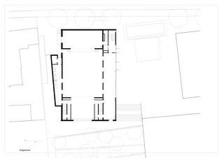 Erdgeschoss Gemeindesaal von SAM Architekten und Partner AG