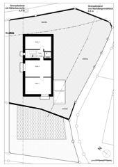 Kellergeschoss Villa Winkel von SASAKI-ARCHI-Switzerland