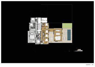 1. Obergeschoss Les Voiles du Léman von Cittolin Polli & Associés SA