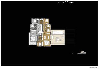 2. Obergeschoss Les Voiles du Léman von Cittolin Polli & Associés SA