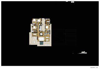 3. Obergeschoss Les Voiles du Léman von Cittolin Polli & Associés SA