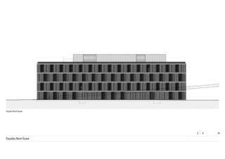 Fassaden Polyadès von Stähelin Partner Architekten (Basel) AG