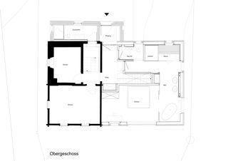 Obergeschoss Stallumnutzung in Sporz von n a y architektur