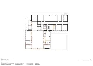 Erdgeschoss, Halle Sanierung und Erweiterung Gemeindehaus Horw de ARGE Harry van der Meijs & raumfalter Architekten GmbH