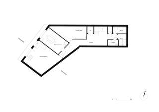 Untergeschoss Pavillon Altdorf von CAS Architektur AG