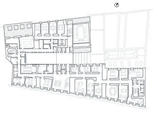 6. Obergeschoss HSBC Private Bank von Itten+Brechbühl SA