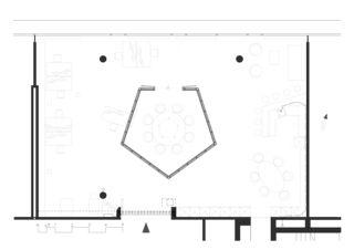 Grundriss 1:50 Nerves Atelierausbau von ARCHmark Hofstetter