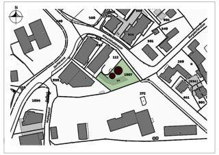 Situationsplan Wohnloft im Silo 8 von Atelier Fred Wittwer