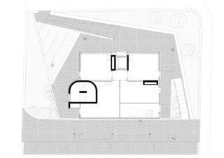 Erdgeschoss Progetto 1077 von Studio d' Architettura<br/>