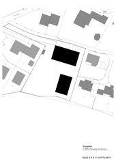 Situation Wohnüberbauung Parkweg de Bauconsilium AG