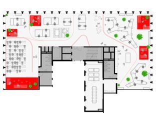 GRUNDISS SIX Incubator F10 von Daluz Gonzalez & Cajos Architekten AG