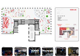 WORKLAB SIX Incubator F10 von Daluz Gonzalez & Cajos Architekten AG