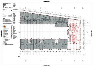 3. Obergeschoss Complexe Bel-Air von CCHE Lausanne SA